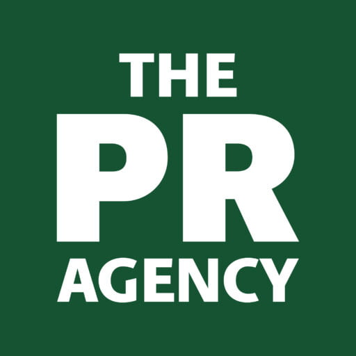 The PR Agency Logo